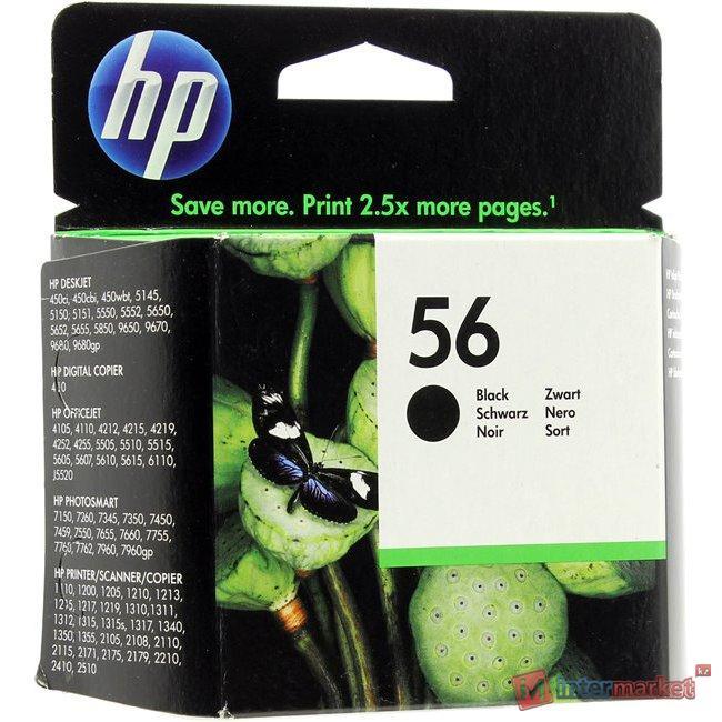 Оригинальный картридж HP C6656AE