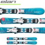 Лыжи горные Starr QS el4.5 подростковые - 120 - 16-17