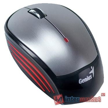 Мышь Genius Wireless NX-6500, Silver