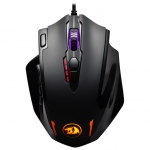 Мышь Redragon Impact, Black, USB