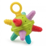 Прорезыватель силиконовый Happy Baby Silicone Teether 20028
