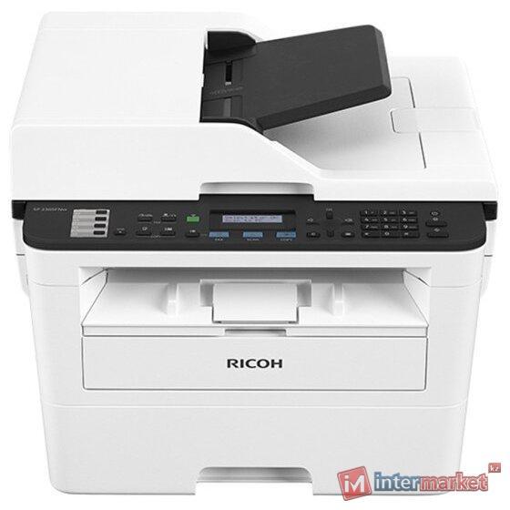 МФУ Ricoh SP 230SFNw, белый/черный