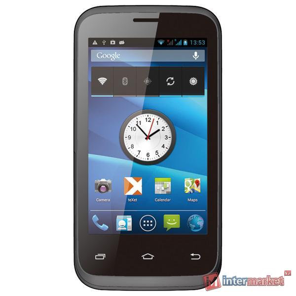 Смартфон teXet X-basic TM-4072, Black